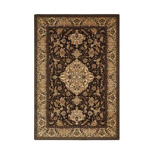 Dywan wełniany sefora brązowy 200 x 300 cm marki Agnella