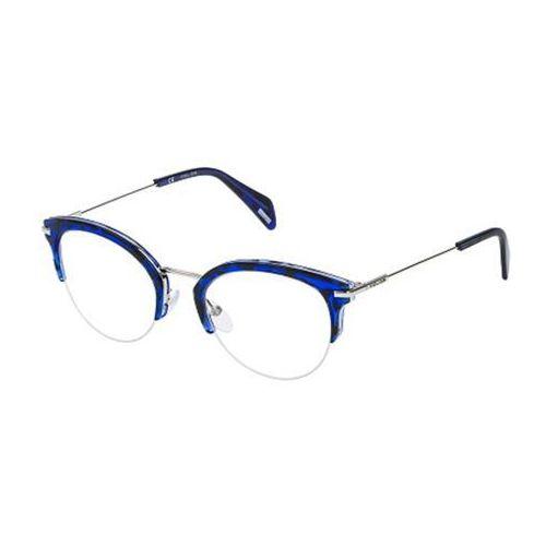 Okulary korekcyjne vpl418 goldeneye 4 0l93 marki Police