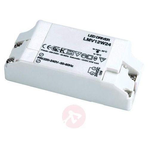 Zasilacz do listew LED, 24 V, 12 W, 470502