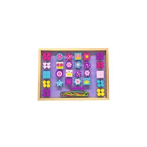 Zabawka - Kolorowe koraliki 3Y36M0