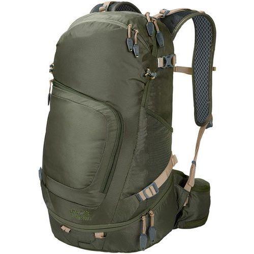 Jack wolfskin crosser 26 pack plecak oliwkowy 2018 plecaki szkolne i turystyczne (4055001741304)