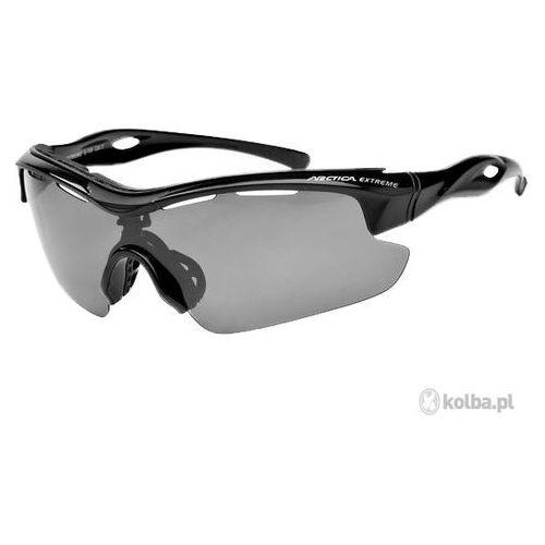 Okulary sportowe polaryzacyjne Arctica S-156