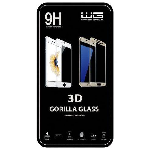 Wg Szkło 3d do apple iphone xr czarny (8591194087134)