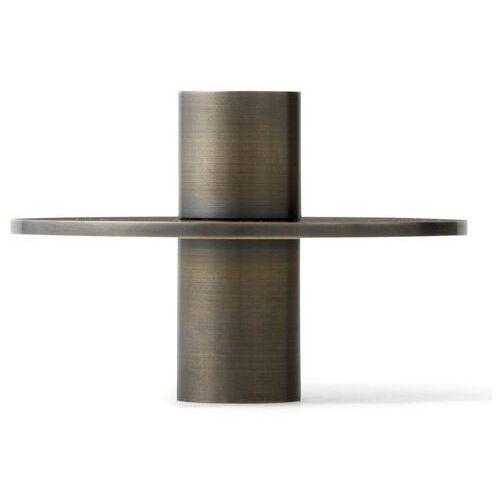 Świecznik Menu Antipode 03 bronzed brass
