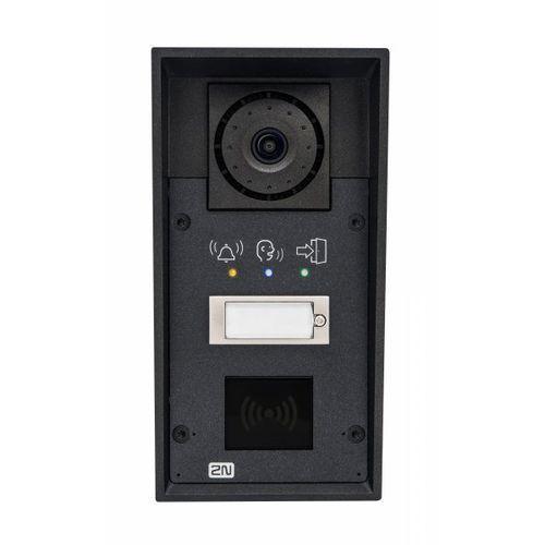 2N Helios IP Force Domofon jednoprzyciskowy, kamera, piktogramy, możliwość RFID, 9151101CRPW