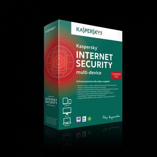 Kaspersky Internet Security Multi-Device PL Box 2-Device 1Year KL1941PBBFS, 5907736792139