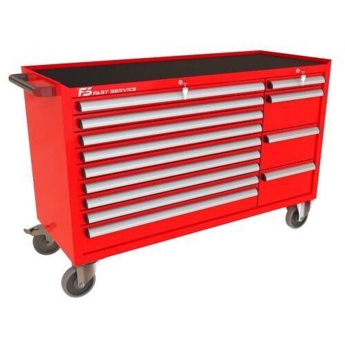 Wózek warsztatowy mega z 13 szufladami pm-211-18 marki Fastservice