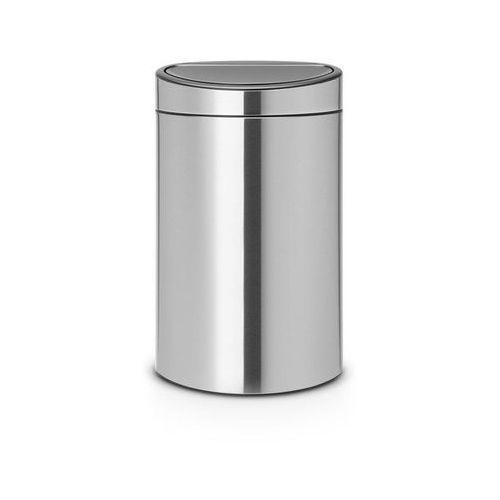 Kosz na śmieci Touch Bin New Recycle 10 i 23l stal matowa, 100680