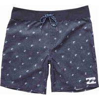 strój kąpielowy BILLABONG - Palms Og 17 Navy (21) rozmiar: 30, kolor niebieski
