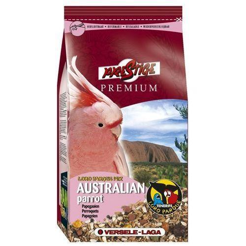 prestige premium australian parrot loro parque mix pokarm dla papug australijskich marki Versele-laga