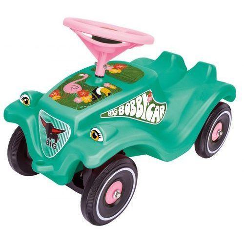 Big Jeździk odpychacz bobby car classic flamingo klakson (4004943561181)