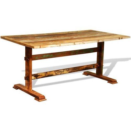 Stół vintage z drewna odzyskanego marki Vidaxl