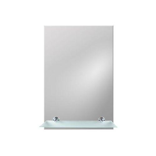 Dubiel vitrum Lustro łazienkowe bez oświetlenia toaletka 70 x 50 cm