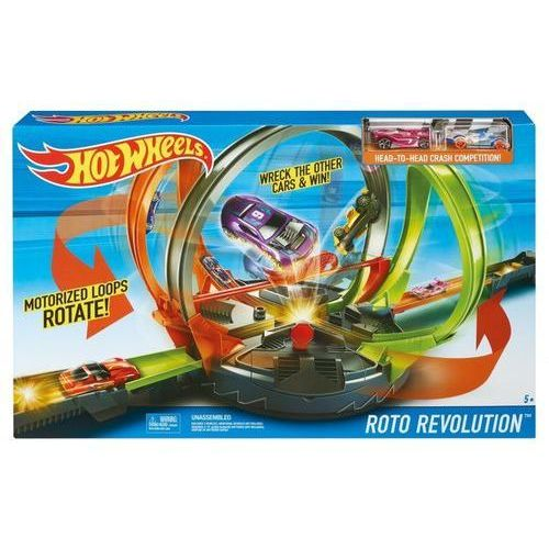 Zestaw roto rewolucja marki Hot wheels