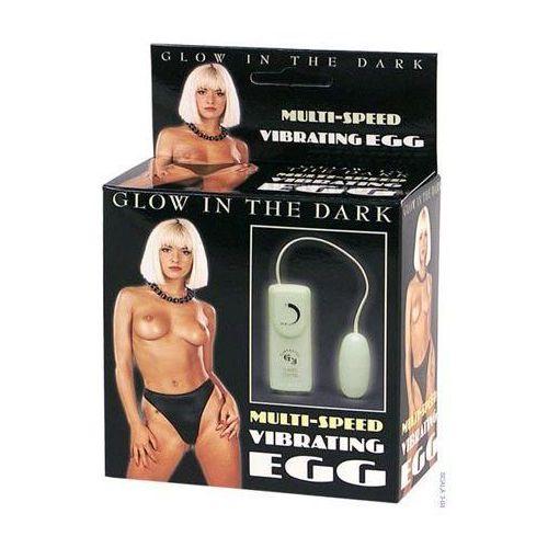 Vibrating egg glowing in the dark | 100% dyskrecji | bezpieczne zakupy marki Seven creations