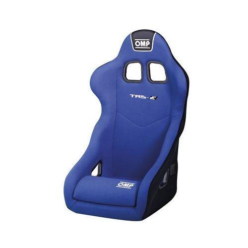 Fotel omp trs my14 niebieski (homologacja fia) wyprodukowany przez Omp racing