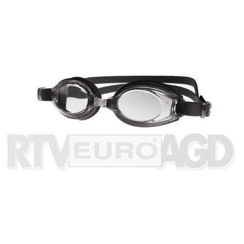 Spokey Diver Clear - okulary pływackie (czarny), 839207