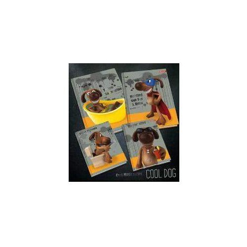 Brulion a5/96k linia ot+uv 1027 cool dog (5szt) marki Dan-mark