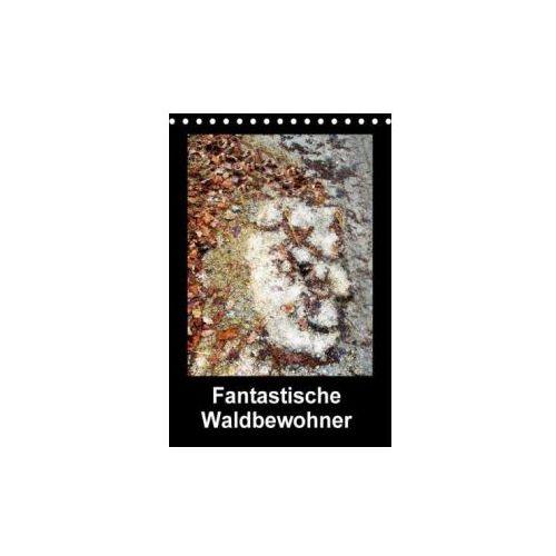 Fantastische Waldbewohner AT-Version (Tischkalender immerwährend DIN A5 hoch)