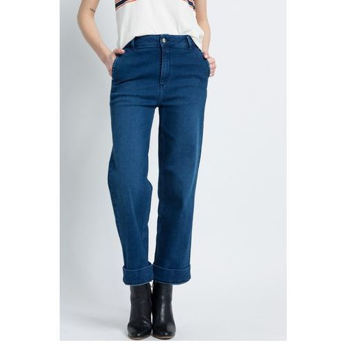 Tommy Hilfiger - Jeansy tailored wide leg ankle cynthia