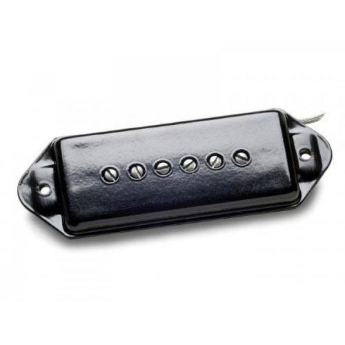 Nordstrand np9.0 p90 style pickup, hot wind, black cover - set zestaw przetworników do gitary