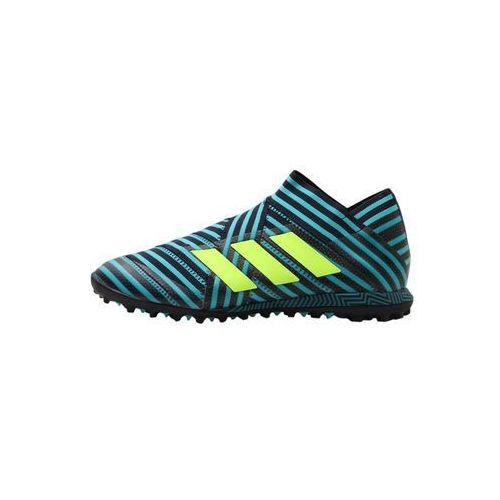 adidas Performance NEMEZIZ TANGO 17+ 360AGILITY Korki Turfy legink/yellow/blue