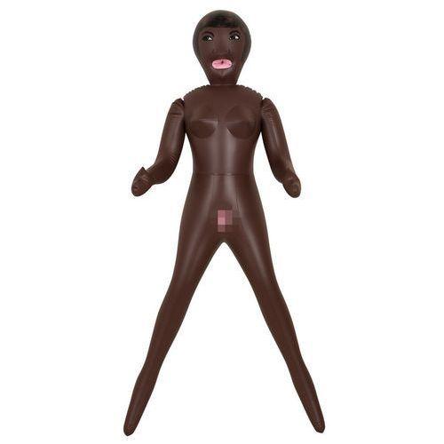 African Queen Life Size Love Doll Lalka miłości naturalnej wielkości czarnoskóra (4024144511310)
