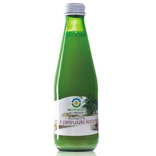 : sok z pietruszki kwaszonej bio - 300 ml marki Bio food