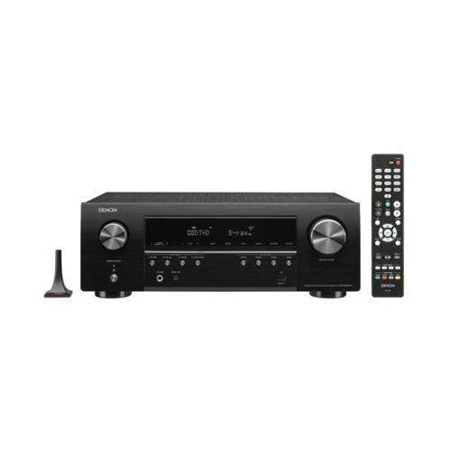Amplituner DENON AVR-S650H Czarny DARMOWY TRANSPORT (4951035069684)