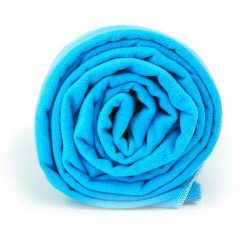 Dr.bacty Ręcznik treningowy l niebieski - niebieski
