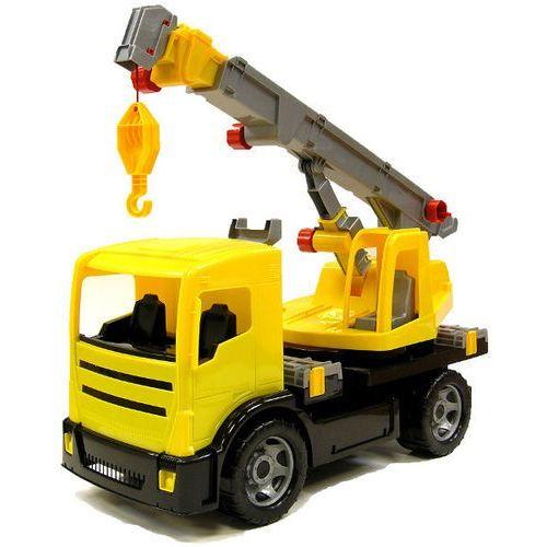 Zabawka LATO Dźwig 70 cm + DARMOWY TRANSPORT! - produkt z kategorii- Dźwigi