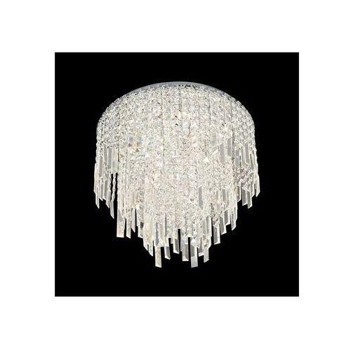 Prezent 64338 - oprawa sufitowa kryształowa palass 16xg4/20w/230v