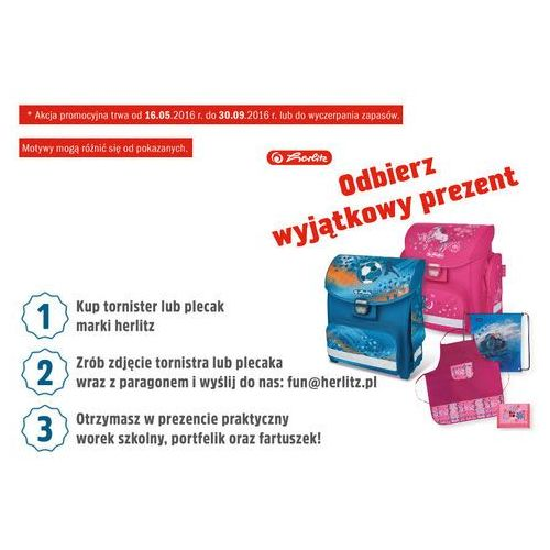 tornister smart splash 13287 od producenta Herlitz