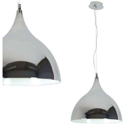 Lampa wisząca drop 6029842 metalowa oprawa nowoczesna zwis chrom marki Nave