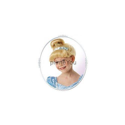 Peruka Królewna Cinderella DISNEY, kup u jednego z partnerów