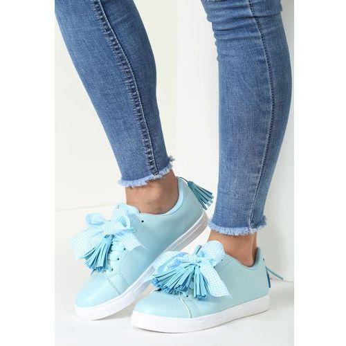 Niebieskie Buty Sportowe Beautifull Dream, kolor niebieski