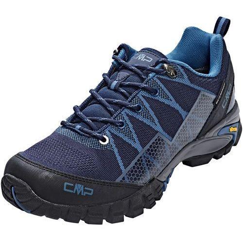 Cmp campagnolo tauri low wp buty mężczyźni niebieski/czarny 46 2018 buty turystyczne