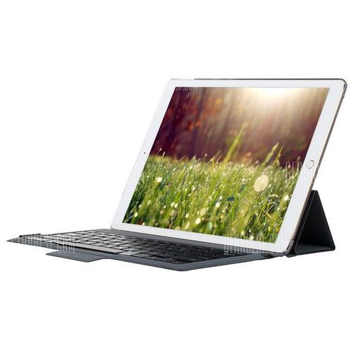 ROCK 2 in 1 Bluetooth Keyboard Protective PU Case for iPad Pro with Stand - produkt z kategorii- Keyboardy i syntezatory