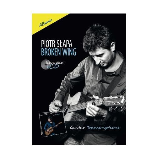 słapa piotr ″broken wing″ cd marki An