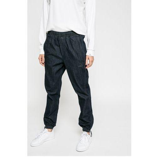 - jeansy marki Puma