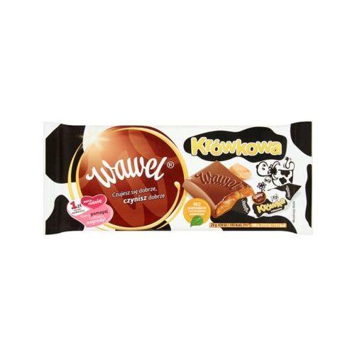 Wawel 100g krówka czekolada nadziewana