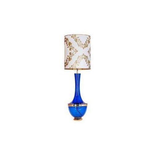 4concepts 4 concepts troya sapphire l232271319 lampa stojąca podłogowa 1x60w e27 biały (2017001924271)