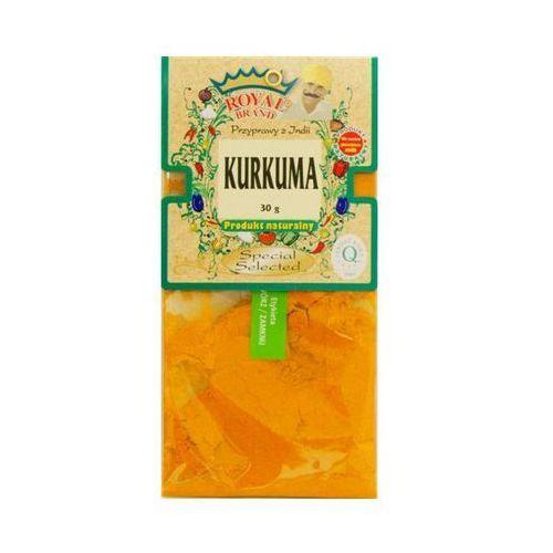 Royal brand Kurkuma zmielona 30 g (5907431791512)