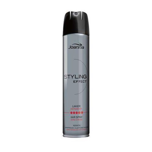 Joanna Styling Effect Lakier do włosów extra mocno utrwalajšcy 250ml (5901018012007)