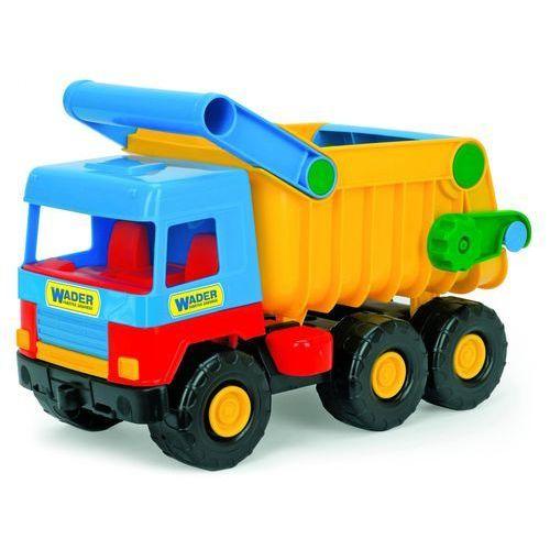 Middle Truck Wywrotka żółta w kartonie - Wader