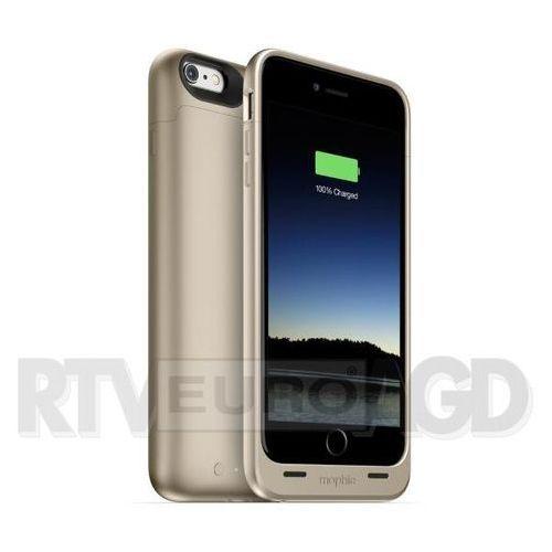 Mophie Juice Pack iPhone 6 Plus/6S Plus (złoty) - produkt z kategorii- Futerały i pokrowce do telefonów