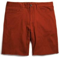 szorty BRIXTON - Parker Burnt Orange (0913) rozmiar: 31