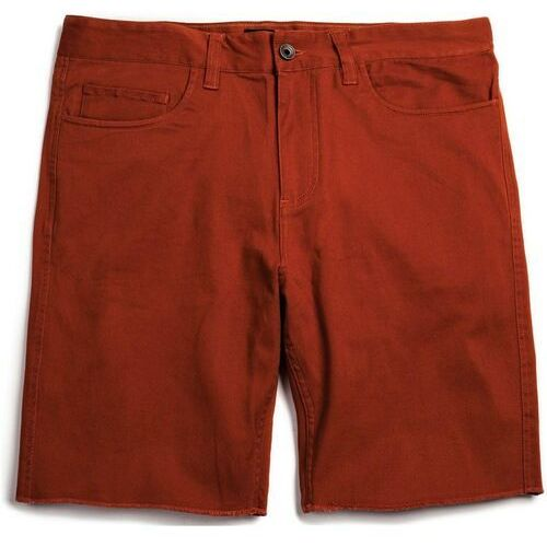 Brixton Szorty - parker burnt orange (0913) rozmiar: 32