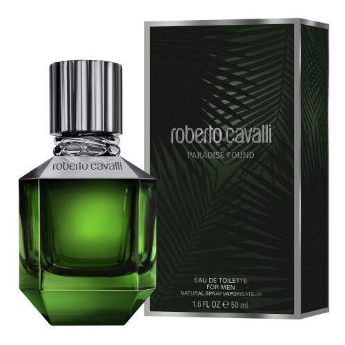 Roberto cavalli paradise found woda toaletowa 50 ml dla mężczyzn