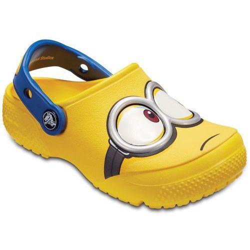 Crocs fun lab despicable me 3 sandały kąpielowe yellow (0191448172401)